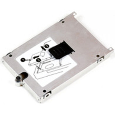 CoreParts Hdd caddy HP Laptop accessoire - Roestvrijstaal,Wit
