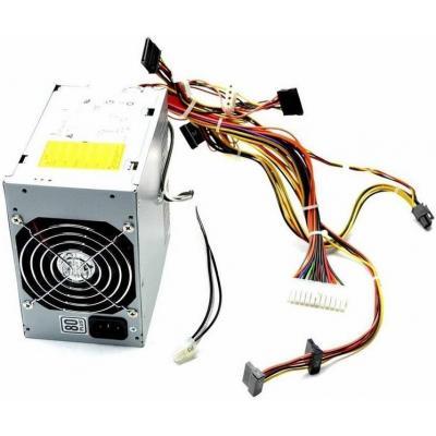 Hp power supply unit: 452554-001 - Grijs, Metallic (Refurbished ZG)