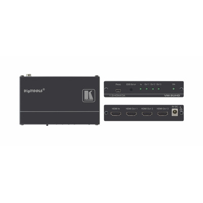 Kramer Electronics VM-3UDH Video-lijnaccessoire