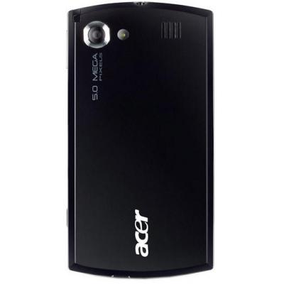 Acer mobile phone case: 60.H470W.001 - Zwart