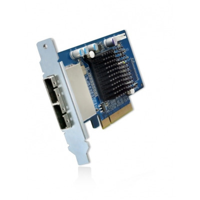 QNAP SAS-6G2E-D interfacekaarten/-adapters