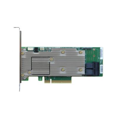 Intel Tri-mode PCIe/SAS/SATA Full-Featured RAID Adapter, 8 internal ports Raid controller
