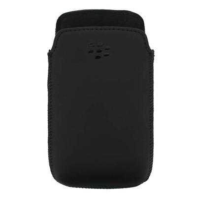 BlackBerry Curve 9370/9360/9350 Pocket Mobile phone case - Zwart