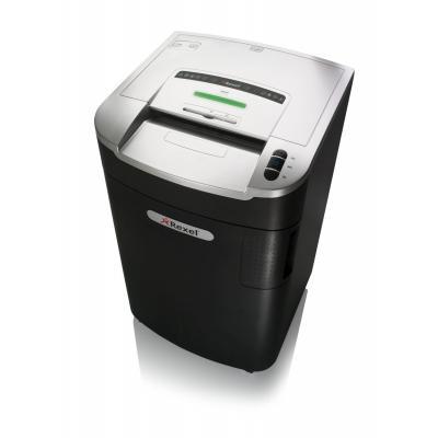 Rexel papierversnipperaar: Mercury RLS32 Papiervernietiger Stroken - Zwart, Zilver