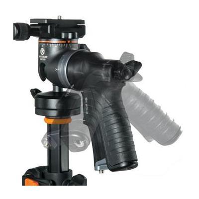 Vanguard statiefkop: GH-300T - Zwart