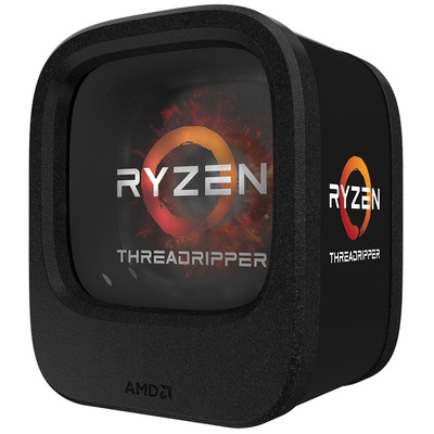 Amd processor: Ryzen Threadripper 1900X