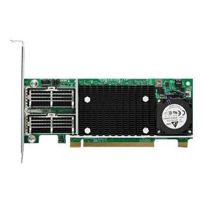 Cisco netwerkkaart: UCS VIC 1385 adapter, 40 GB/s - Zwart, Groen