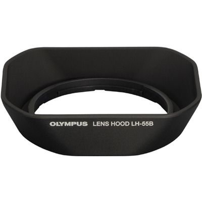 Olympus lenskap: LH-55B - Zwart