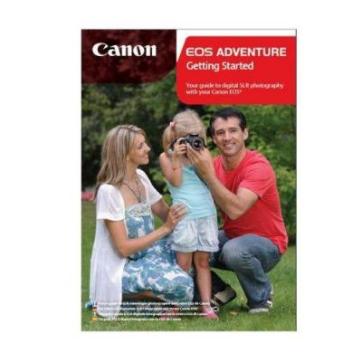 Canon videosoftware: CAMERA GETTING STARTED DVD