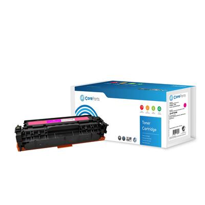 CoreParts QI-HP1026M Toner - Magenta