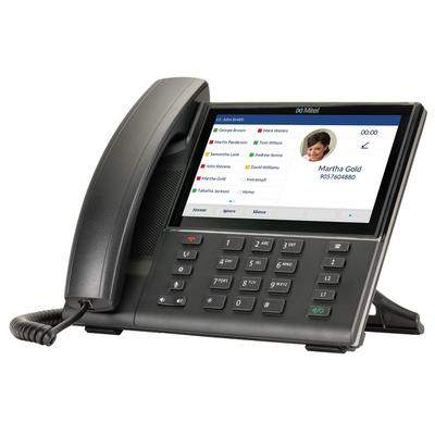 Mitel 6873 SIP Dect telefoon - Zwart