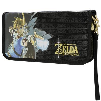PDP portable game console case: Premium console case Zelda, for Nintendo Switch - Multi kleuren