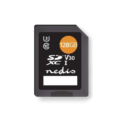 Nedis MSDC128100BK Flashgeheugen - Zwart