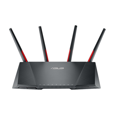 ASUS DSL-AC68VG Wireless router - Zwart