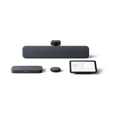 Lenovo Google Meet Series One Room Kits Videoconferentie systeem - Zwart