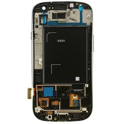 Samsung mobile phone spare part: i9300 Galaxy S3, blue