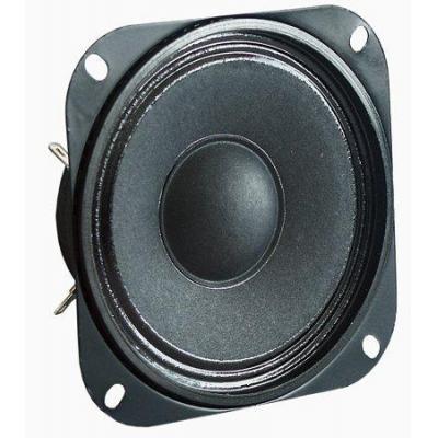 Visaton Speaker: VS-M10/8 - Zwart