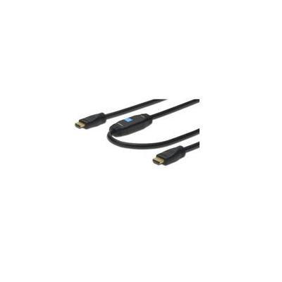 Microconnect 15m HDMI v1.4 HDMI kabel - Zwart