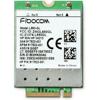 Hp netwerkkaart: XMM™ 7360 LTE-Advance WWAN