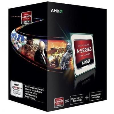 Amd processor: A series A6-5400K