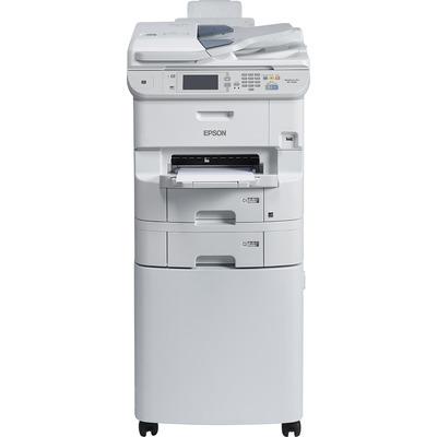 Epson WorkForce Pro WF-6590DTWFC Multifunctional - Zwart, Cyaan, Magenta, Geel