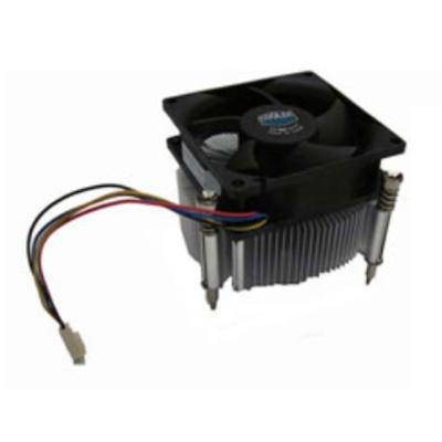 Hp cooling accessoire: Fan sink for use in models with Intel processors - Zwart