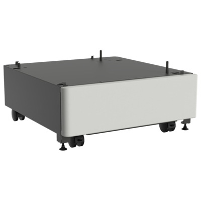 Lexmark printerkast: verrijdbare kast - Grijs
