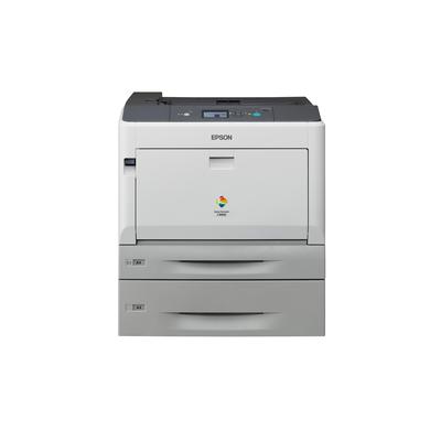 Epson AcuLaser C9300DTN Laserprinter - Wit