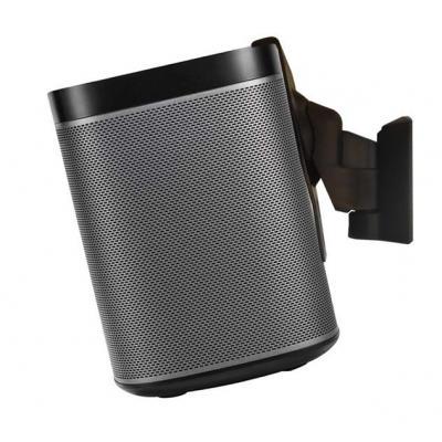 Newstar speakersteun: De NM-WS100BLACK is een wandsteun voor een Sonos Play1 luidspreker - Zwart
