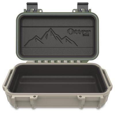 OtterBox Drybox 3250 Series Apparatuurtas - Groen,Lichtbruin