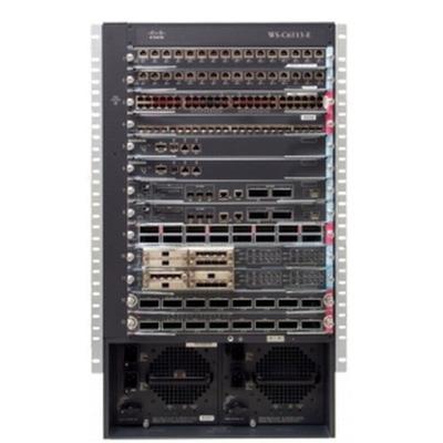 Cisco WS-C6513-E-RF netwerkchassis