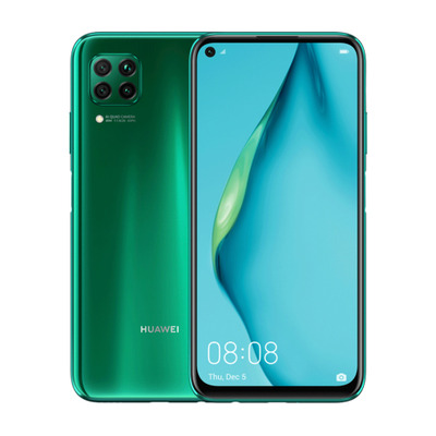 Huawei P40 lite Smartphone - Groen 128GB