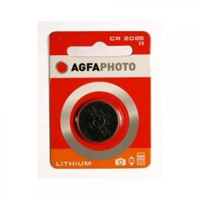 Agfaphoto batterij: CR2025