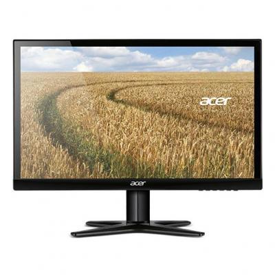 Acer monitor: G7 G227HQLA - Zwart
