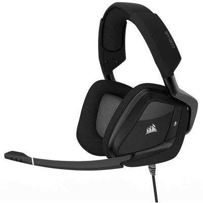 Corsair headset: VOID PRO RGB USB Premium - Koolstof