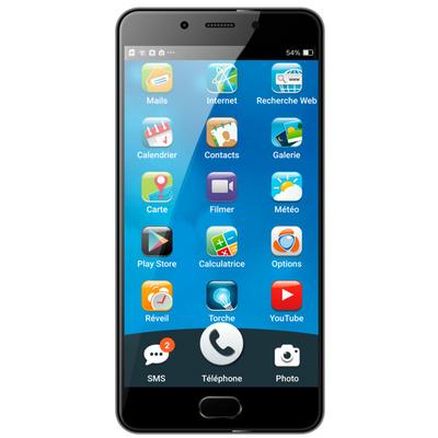 ORDISSIMO LeNuméro1 Smartphone - Grijs 32GB