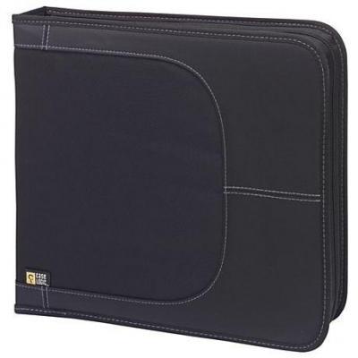 Case logic : CD Wallet - Zwart