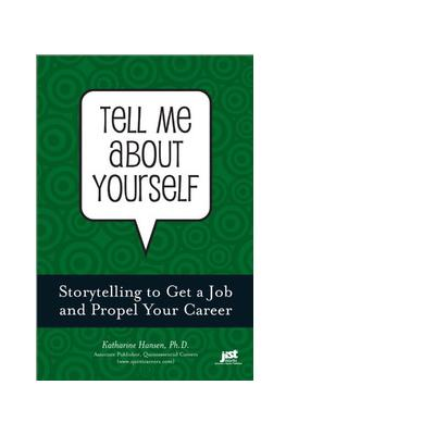 Jist publishing boek: Tell Me About Yourself - eBook (PDF)