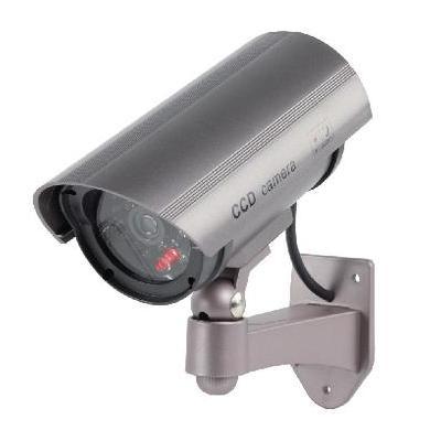 König : Bullet Dummy Camera IP44 Grijs