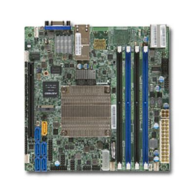 Supermicro X10SDV-2C-TLN2F Server barebone