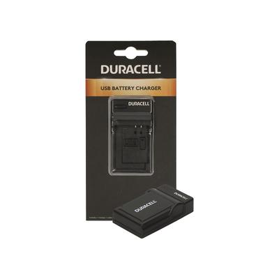 Duracell Digital Camera Battery Charger Oplader - Zwart