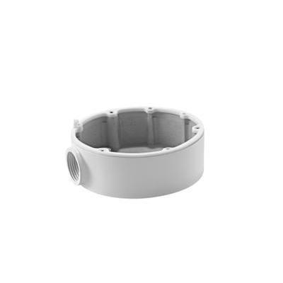 Eet nordic beveiligingscamera bevestiging & behuizing: MicroView Junction Box, White - Wit