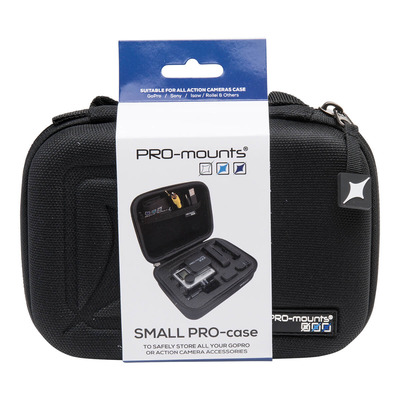 Promounts cameratas: Small Case - Zwart