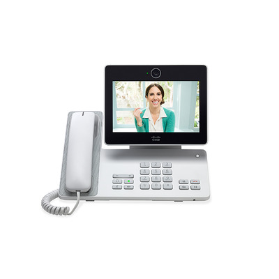 Cisco Desktop Collaboration Experience DX650, White, Spare IP telefoon - Wit