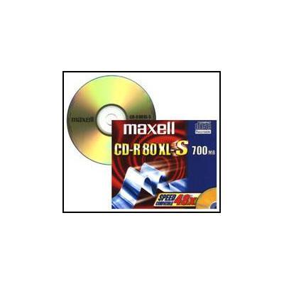 Maxell CD: CD-R 700MB 80Min 52x MultiUse 25pk