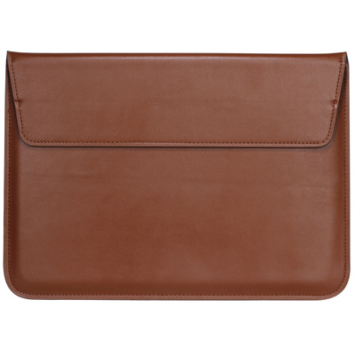 CP-CASES Classic Laptop Sleeve 15 inch - Bruin - Bruin / Brown Mobile phone case