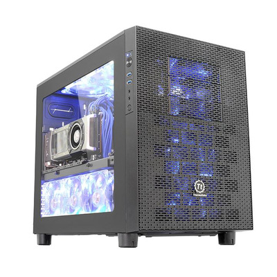 Thermaltake CA-1D7-00C1WN-00 behuizing