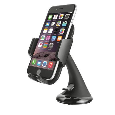 Trust houder: Hoogwaardige smartphonehouder voor in de auto