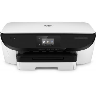 Hp multifunctional: ENVY ENVY 5646 e-All-in-One Printer - Zwart, Cyaan, Magenta, Geel