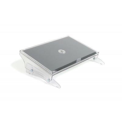 Bakkerelkhuizen ordner: FlexDesk 640 - Transparant